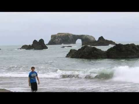 the goonies filming locations youtube. Black Bedroom Furniture Sets. Home Design Ideas