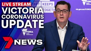 Victoria coronavirus update: Premier Daniel Andrews live press conference | 7NEWS