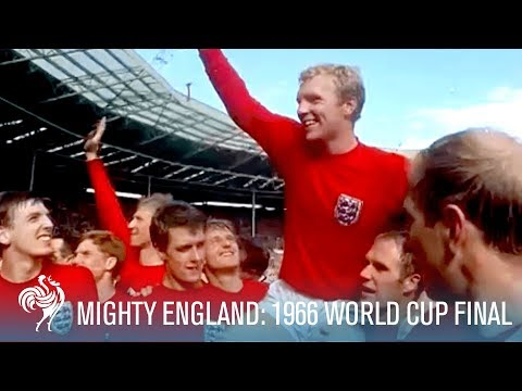 England v West Germany: 1966 World Cup Final  British Pathé