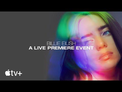 "Billie Eilish: ""The World's A Little Blurry"" Live Premiere Event | Apple TV+"