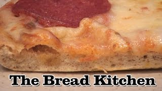 30-minute Pizza Base Recipe (yeast Free) In The Bread Kitchen