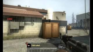 [CS:GO] - Clutch or kick ( 1v4 • 2hp )