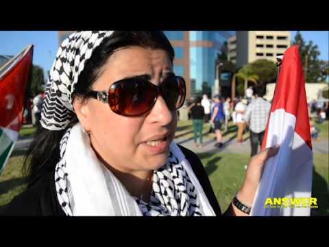End the Massacre on Gaza!