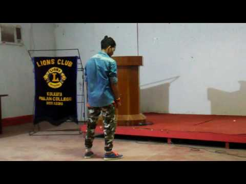 Bezubaan kab se hip-hop Dance by Shadow (Suraj)