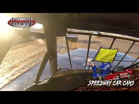 #5 Derek Watson - Midwest Modified - 3-16-19 Springfield Raceway - In Car Camera