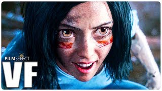 ALITA: Battle Angel Bande Annonce 2 VF (2018) streaming