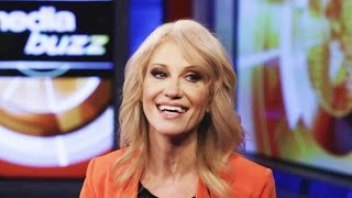Kellyanne Conway On Microwaves That Turn Into Cameras!