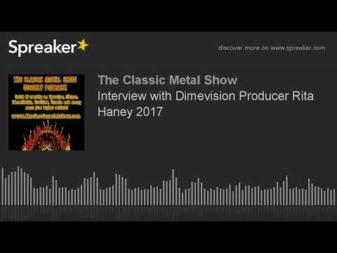 Interview with Dimevision Producer Rita Haney 2017