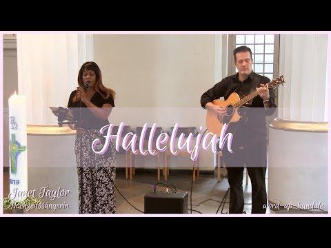 Hallelujah Hochzeitslied Text