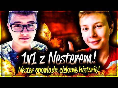 NESTER OPOWIADA HISTORIE!  CS:GO 1VS1 Mateo & Nester