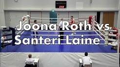 Joona Roth vs Santeri Laine (Tul-kisat 2019 finaali)