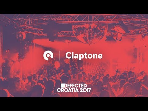 Claptone @ Defected Croatia 2017 (BE-AT.TV)