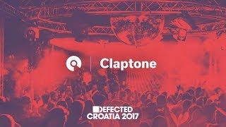 Claptone @ Defected Croatia 2017