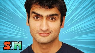 Kumail Nanjiani Wants You to See Spider-Man (And The Big Sick)