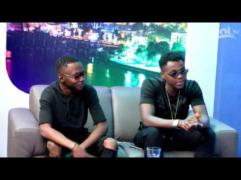 THE LATE NIGHT SHOW ft. kiss Daniel and Mannie (Pt.1) | Cool TV
