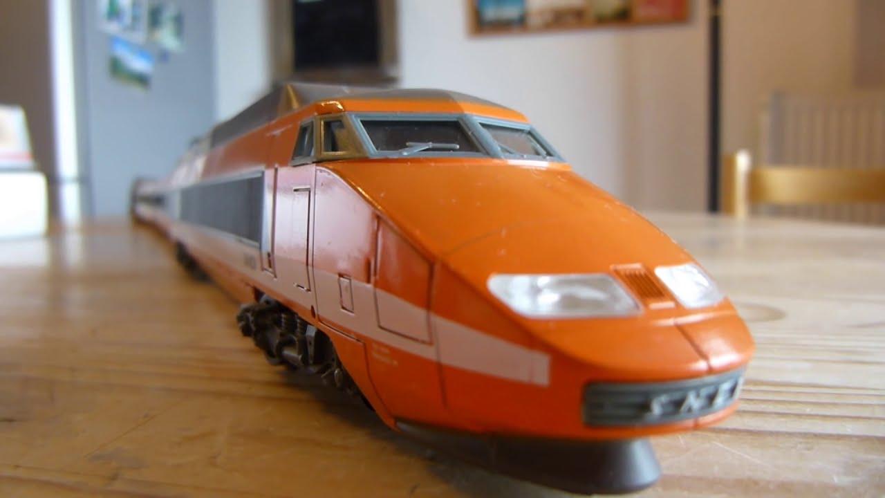 Electrique Tgv Jouet Ancien Train Ho Modelisme Model Lima tQosxrdChB