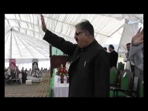 Nawab sanaullah khan zehri