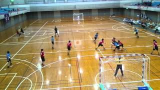 2016/04/23 ハンドボール 高校総体 東部(2) vs御殿場(赤)