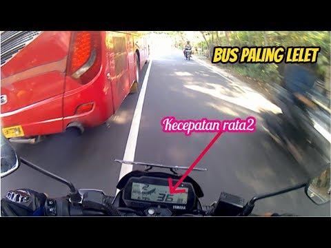 Bus Terlelet/Terlambat Jalur Lintas Nusa Tenggara   Bus Surabaya Indah