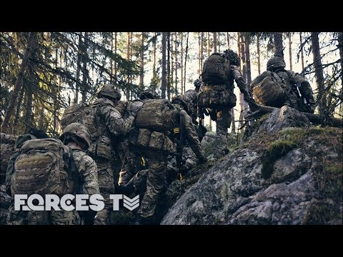 How NATO Allied Forces Prepare To Come Under Attack | Forces TV