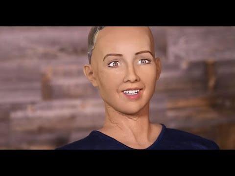 Robo com inteligencia artificial ganha pela primeira vez CIDADANIA em um país, é o fim do mundo
