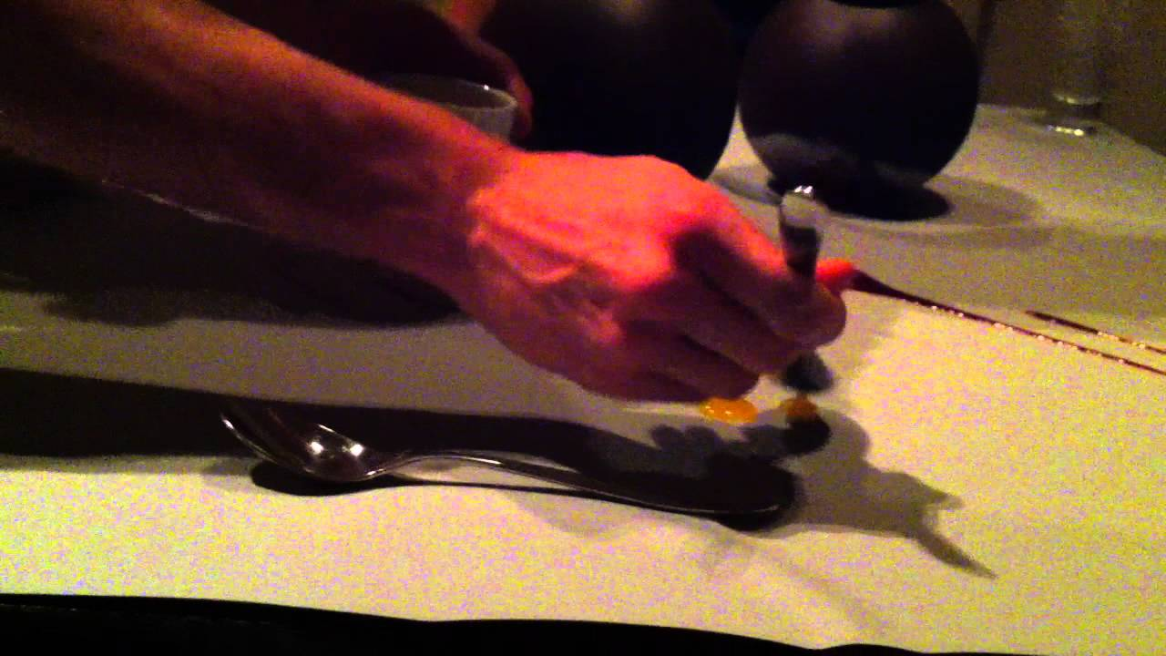 alinea dark chocolate dessert finale oct 30th 2011 youtube. Black Bedroom Furniture Sets. Home Design Ideas