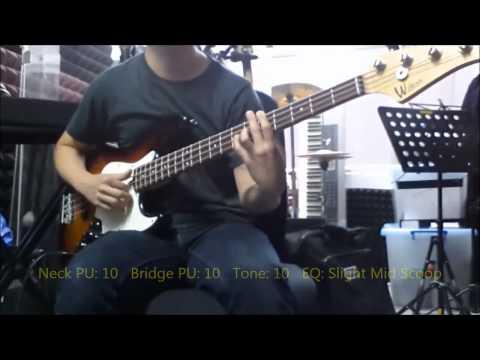 Wilkins WJJ Classic Jazz Bass Demo