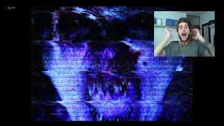 Cursed videos reaction video
