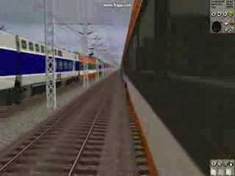 100th video Countdown #7 - Trainz: The Ultimate railroad Sim