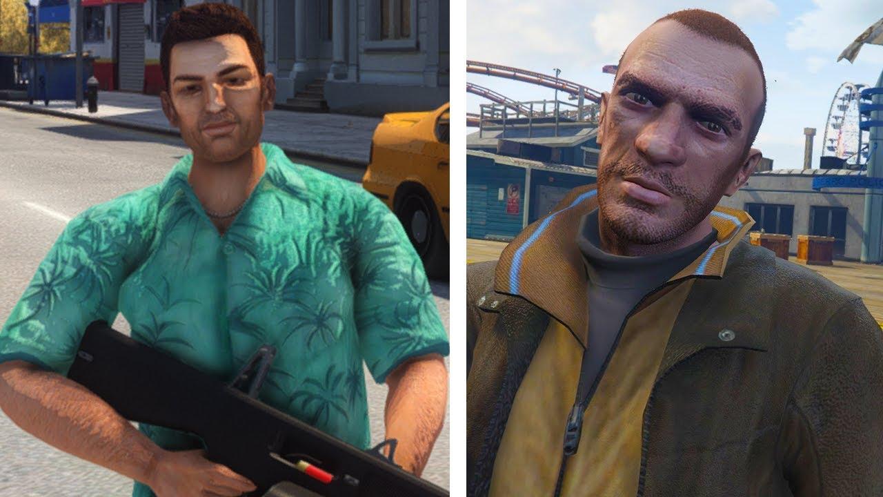 Why Rockstar Games DISLIKE Niko Bellic and Tommy Vercetti