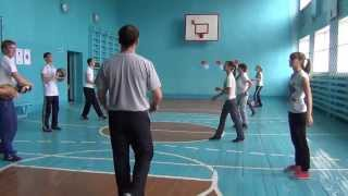 Денисов М.А. урок физкультуры.