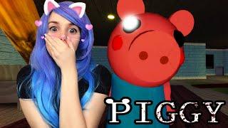 СВИНОБАБУЛЯ АТАКУЕТ Опасная свинка в роблокс PIGGY ROBLOX