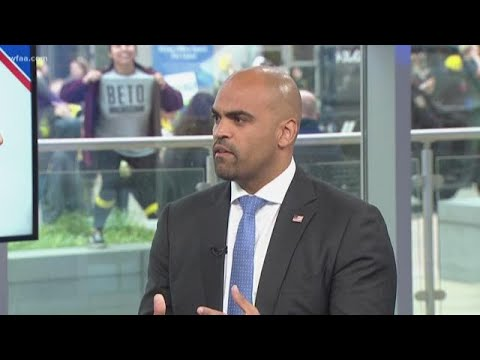 Colin Allred wins race against Pete Sessions