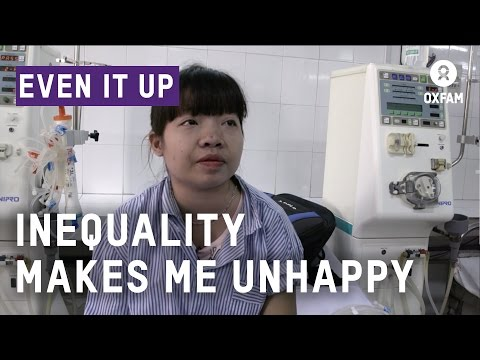 Meet the inequality fighters - Oanh from Vietnam