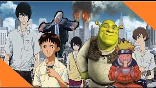 Terrorism: THE ANIME! (Drunk Review)