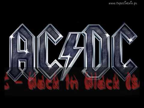 Ac / dc – back in black (samples remix): sick new glitch bass.
