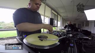 #GoProMusic Warehouse Sessions w/Dj