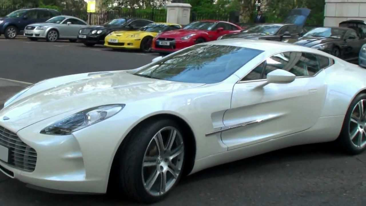 aston martin one-77 - youtube