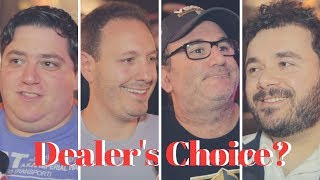 World Series of Poker 2018: Dealer's Choice Great Debate