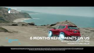 X-Trail – 6 Month Repayments On Us.