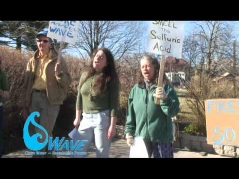 WAVE Players Lampoon Corrupt Michigan Officials, Politicians, Crooked Sulfide Mining Company