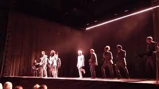 David Byrne - Toe Jam [Brighton Port Authority song] (Houston 04.28.18) HD