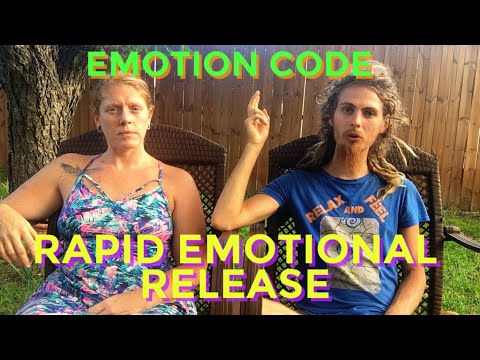 Emotion Code ~ Simple Efficient Technique For Clearing Emotions And Feeling Amazing