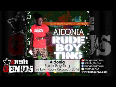 Aidonia - Rude Boy Ting (Raw) Pile Up Riddim - April 2016