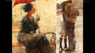 Художник, что рисует дождь