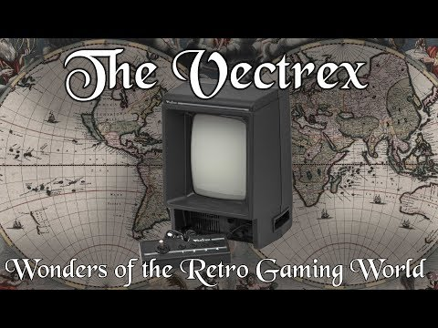 The Vectrex: Wonders of the Retro Gaming World