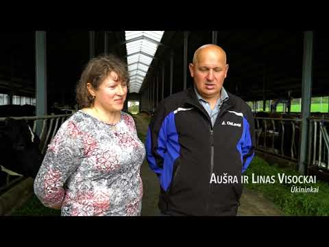 DeLaval automatic milking anniversary event in Lithuania.mp4