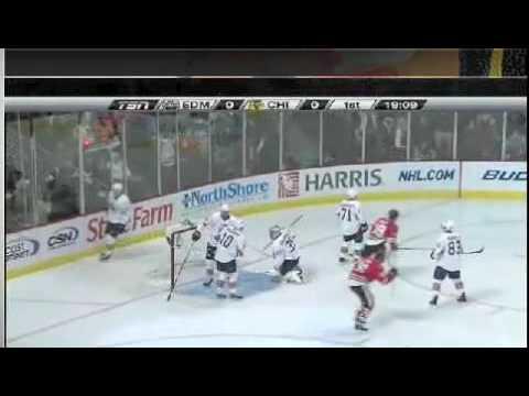 October Highlights Blackhawks 2009-10