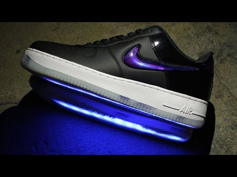 air force 1 led shoes
