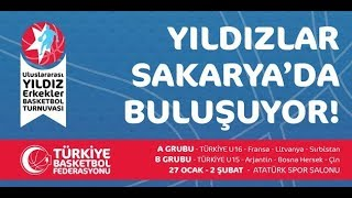 Türkiye U16 - Litvanya ( Turkey U16 -  Lithuanian )